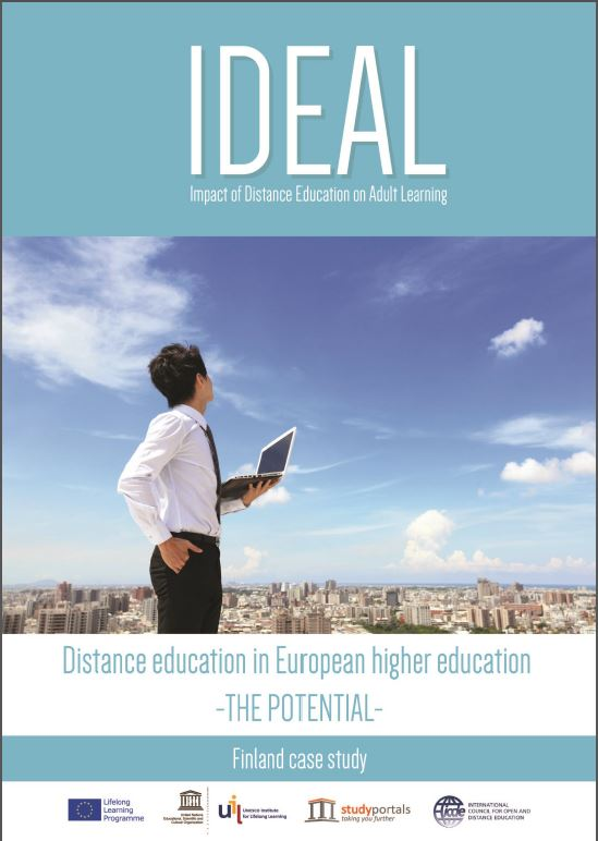 Distance education in Finland - Case Study